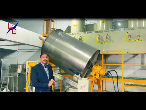Gold Dore Bar Refinery Machine