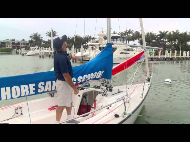 Offshore Sailing School - How to Set Your Spinnaker