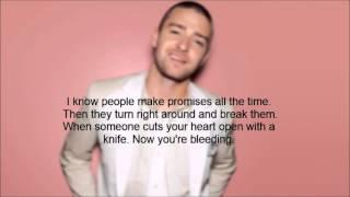 Gambar cover Justin Timberlake - Not A Bad Thing lyrics