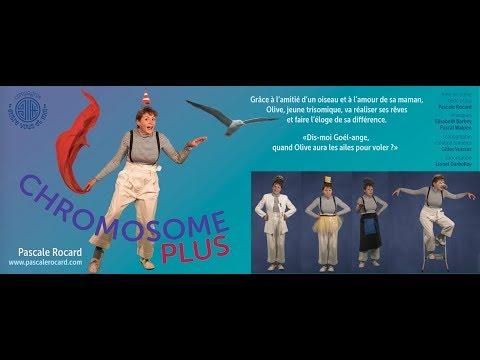 """Chromosome plus ou l'éloge de la différence """"de et Avec Pascale Rocard"""