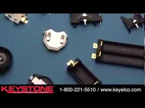 Keystone Electronics Battery Products