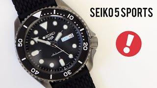 Die 1-UHR-KOLLEKTION?! - Seiko 5 Sports Kollektion REVIEW! - Mega Preis-Leistung unter 500€!