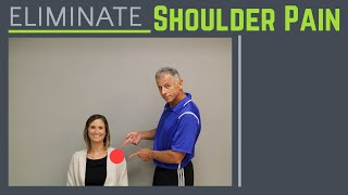 How to Eliminate Shoulder Pain; 5 Top Shoulder Impingement Exercises