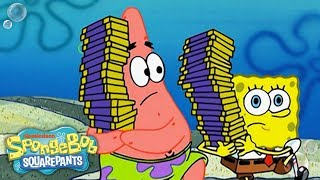 Chocolate Scene 🍫 + BONUS Freak Out Moments #TBT | SpongeBob