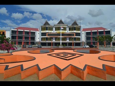 Dok Humas Untad, Konfrensi Pers tentang Pendaftaran  SBMPTN Di Universitas Tadulako Tahun 2016