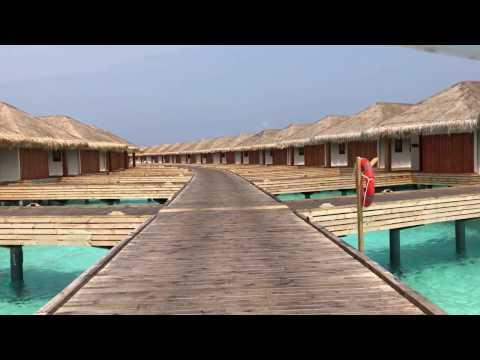 Kudafushi Resort & Spa - Water Villas