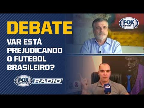 SANTOS X FLAMENGO: VAR está prejudicando o futebol brasileiro? Veja o debate | FOX Sports Rádio