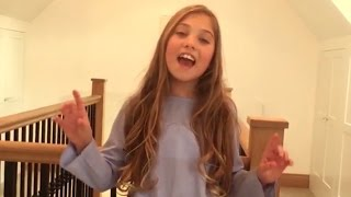 """Rosie From Sophia Grace & Rosie Goes Solo & Covers Little Mix's """"Touch"""""""