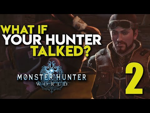 What If Your Hunter Talked? - Episode 2 (Parody) - TheHiveLeader