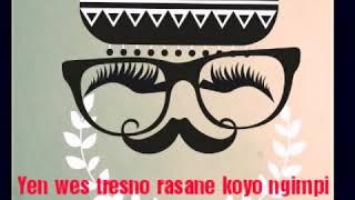 Prei Kanan Kiri Reggae By Dhevy Geranium (lirik)
