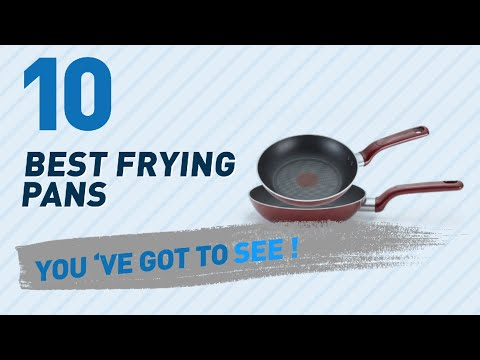 T-Fal Frying Pans // New & Popular 2017
