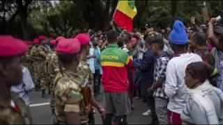 """Ethiopia:/VOA/ OLF & Ginbot-7 Leaders """"በቡራዩ ግጭት በኦነግ እና ጉንበት 7 ስም የተቀነባበረ ''ፌ/ፖሊስ ኮሚሽነር ዘይኑ ጀመል"""