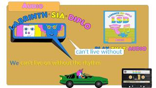 LSD - Audio - Lyrics🎵 (ft Sia, Diplo, Labrinth)