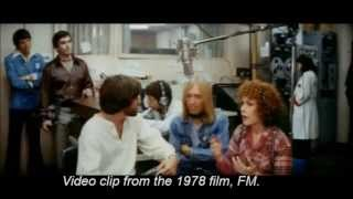 Clip from the 1978 film, FM
