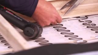 How we repair a broken sofa spring - Guardsman In-Home Care & Repair