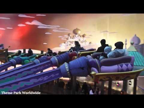 Flying Carpets Over Agrabah®