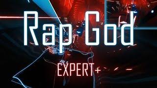 Beat Saber - Rap God | Eminem - (Expert+)