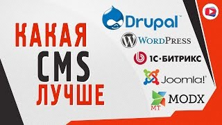 Обзор CMS. ТОП-5 лучших движков рунета 2017г.