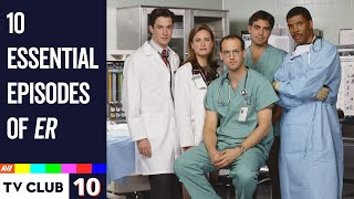 10 essential episodes of ER to kick off your binge watch