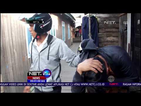 Pengrebekan Rumah Kayu Di Samarinda Diduga Tempat Peredaran Narkoba-NET24