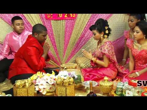 KHMER WEDDING. NORTH PHILLY 2013