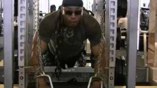 DJ Envy Works Out With LL COOL J