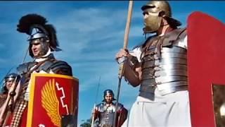 Рим и Тараз. Как римские легионеры строили казахский город. Загадки истории