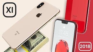 Apple iPhone 11 Price Leaks! 2018 Apple iPhone XI Latest Rumors