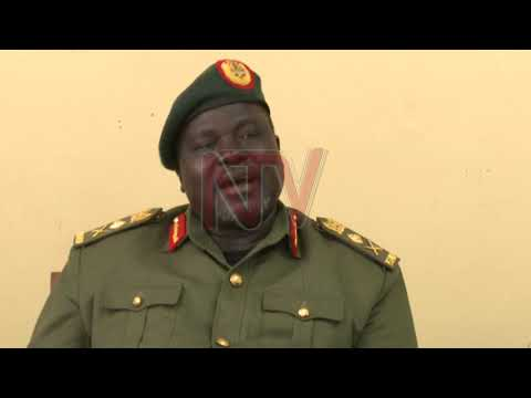 Uganda to deploy reserve soldiers