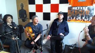 Watch Berlin trio The Trouble Notes live on RainierAvenueRadio.World