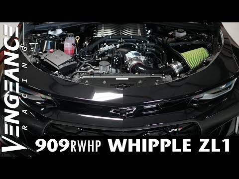 Download Zl1 1le Camaro Stage 4 Whipple Video 3GP Mp4 FLV HD Mp3