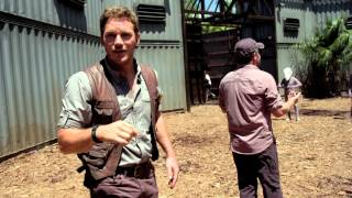 Chris Pratt's Jurassic Journals -  Whistle