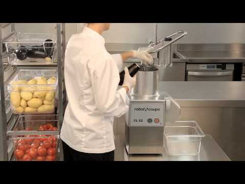 Video Robot Coupe CL 52