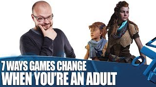 7 Ways Videogames Are Totally Different Now You
