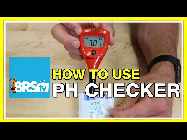 Ph Calibration And Testing Made Easy With The Hanna Ph Checker Plus