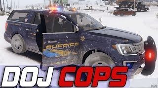 Dept. of Justice Cops #606 - Sheriff Soccer Mom