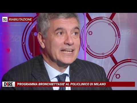 TG RIABILITAZIONE : DAL SIOT STRATEGIE PER RECUPERO RAPIDO