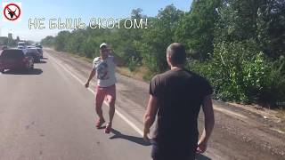 СТОП ХАМ ⛔️ПО УКРАИНСКИ 🇺🇦// Мажор наказан, ДРАКА НА ДОРОГЕ ЛЕТО 2018