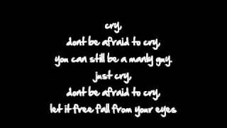Shed a Tear [Lyrics]