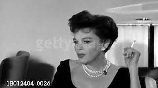 Judy Garland interview (1963)