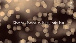 Dino James - Dooriyan lyrics - YouTube