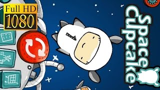 Space Cupcake Game Review 1080P Official Whale Party Action 2016