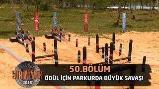Ödül için kıyasıya mücadele! | 50. Bölüm | Survivor 2018