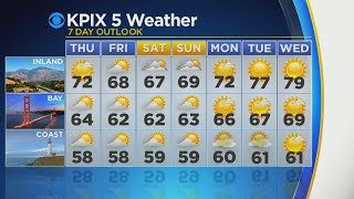Wednesday Evening Forecast With Paul Deanno