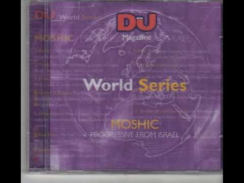 Moshic - DJ World Series: Progressive From Israel