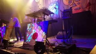 Animal Collective- Bees, live at 9:30 Club, Washington DC, 5/22/17
