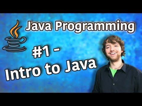Java Programming Tutorial 1 – Introduction to Java
