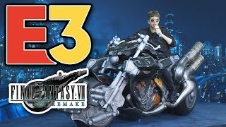 Tim Rogers Has A Fatal Case of Final Fantasy Hype | E3 2019