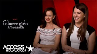 Gilmore Girls: Alexis Bledel On Rorys Love Life – There Is Some Sort Of Closure