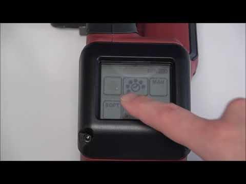 CMT 260 / CHT 450 / CLT 130: Instellingen wijzigen